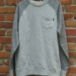 New VANS Pullover Sweatshirt Crewneck